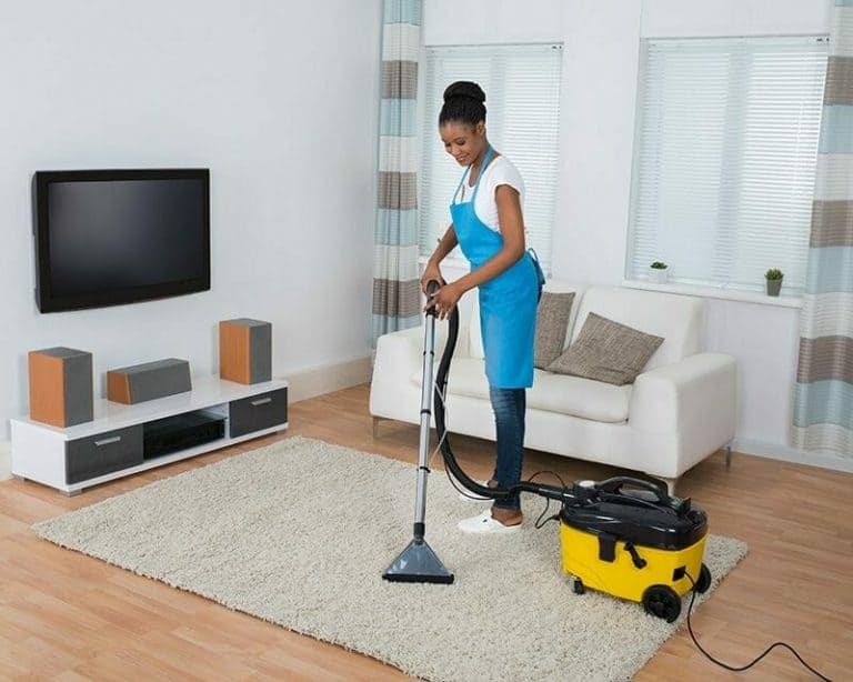 Regular House Cleaning